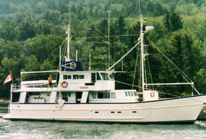 Used Custom Built Trawler Boat For Sale