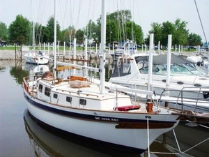 Used Tayana Mariner Ketch Sailboat For Sale