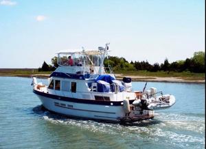 Used Ocean Alexander 38 Trawler Boat For Sale