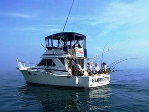 Used Chris Craft 360 Commander Sports Fishing Boat For Sale