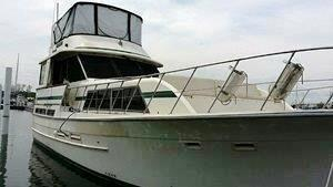 Used Jefferson 48 Monticello Motor Yacht For Sale