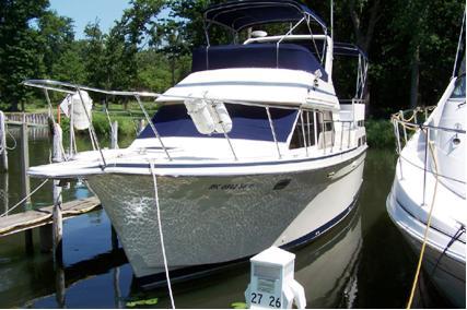 Used Tollycraft 34 Sundeck Aft Cabin Motoryacht Motor Yacht For Sale