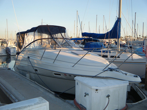 Used Maxum 2455 SCR Express Cruiser Boat For Sale