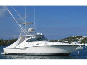 Used Pursuit 3800 Saltwater Fishing Boat For Sale