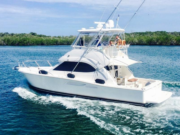 Used Riviera 40 Sports Fishing Boat For Sale