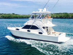 Used Riviera 40 Convertible Fishing Boat For Sale
