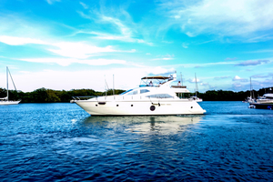 Used Aicon Flybridge Boat For Sale