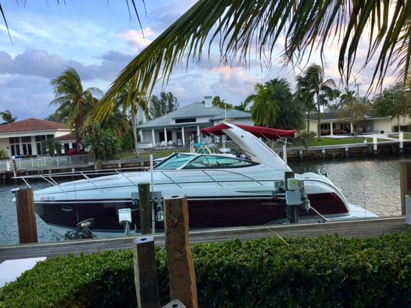 Used Formula 34 Performance Cruiser Boat For Sale