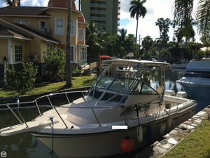 Used Grady-White 255 Sailfish Walkaround Fishing Boat For Sale