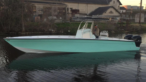 Used Excalibur 32 Center Console Sports Fishing Boat For Sale