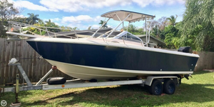 Used Pro-Line 230 WA Walkaround Fishing Boat For Sale