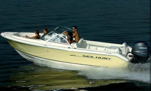 Used Sea Hunt Escape 200 Runabout Boat For Sale