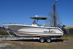 Used Pursuit 2670 Center Console Saltwater Fishing Boat For Sale