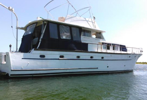 Used Wheeler Promenade Aft Cockpit Motor Yacht For Sale