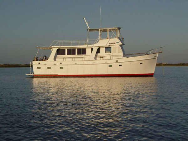 Used Grand Banks 50 Europa Motor Yacht For Sale