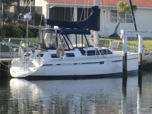 Used Hunter Passage 42 Sloop Sailboat For Sale