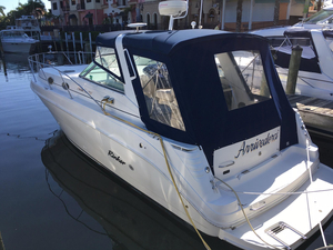 Used Rinker 33 Cruiser Boat For Sale