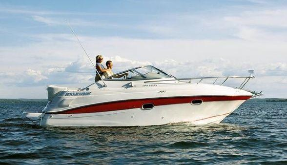 Used Four Winns 248 Cruiser Boat For Sale