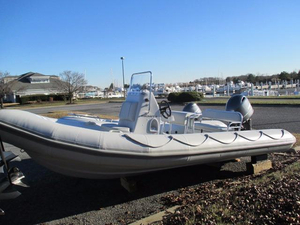 New Ribcraft 5.85 Rigid Sports Inflatable Boat For Sale