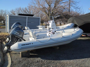 New Ribcraft 4.8T Rigid Sports Inflatable Boat For Sale