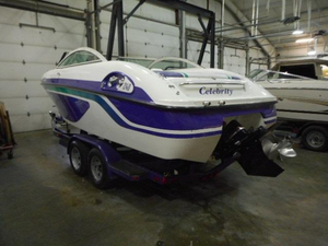 Used Celebrity 240 Bowrider Boat For Sale