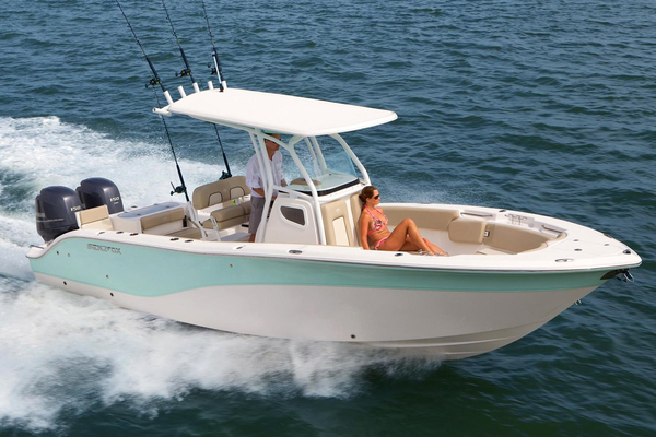 New Sea Fox 266 Commander Saltwater Fishing Boat For Sale