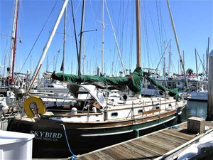 Used Tayana 37 Cutter Sailboat For Sale
