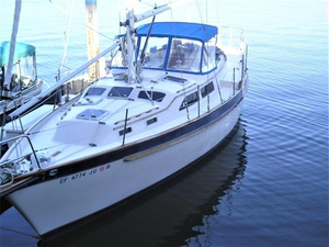 Used Irwin 38 MK II Cutter Sailboat For Sale