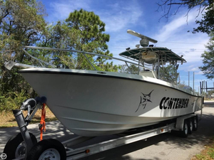 Used Contender 31 Open Center Console Fishing Boat For Sale