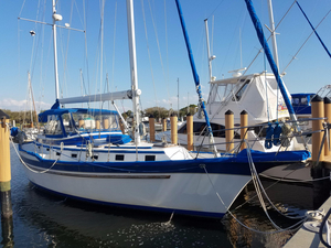 Used Endeavour CC Staysail Ketch Center Cockpit Sailboat For Sale