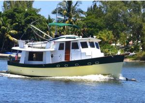Used Kadey Krogen 42 Trawler Motor Yacht For Sale