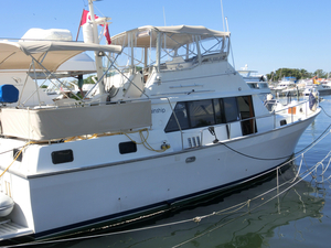 Used Mainship Double Cabin Aft Cabin Boat For Sale