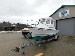 Used Eastern 22 Lobsterfisherman Other Boat For Sale