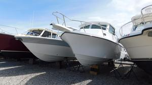 New Parker 2520 XLD Pilothouse Boat For Sale