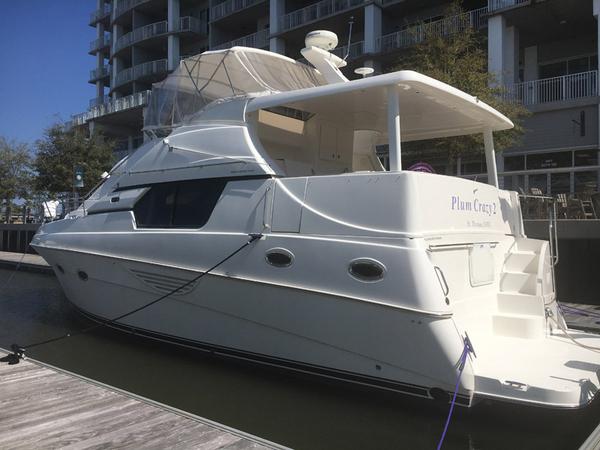 Used Silverton Aft Cabin Motoryacht Aft Cabin Boat For Sale