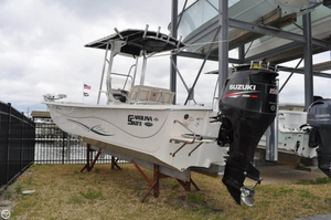 Used Carolina Skiff 238 DLV Center Console Fishing Boat For Sale