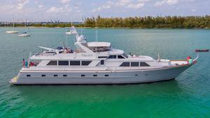 Used Broward Raised Pilot House Motor Yacht For Sale