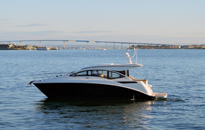 New Sea Ray Sundancer 400 Cruiser Boat For Sale