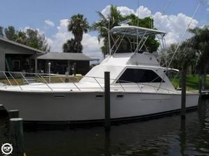 Used Pacemaker 40 Sports Fishing Boat For Sale