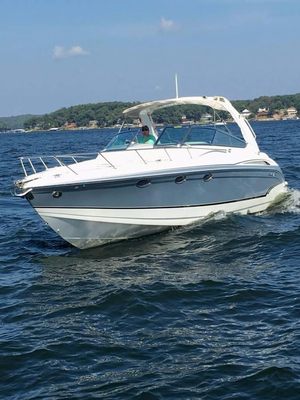 Used Formula 370 Super Sport Express Cruiser Boat For Sale