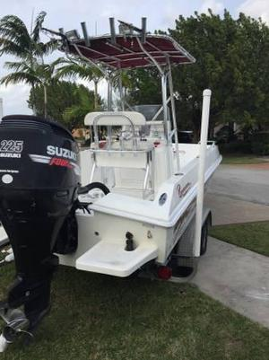Used Renegade 21 Center Console Fishing Boat For Sale