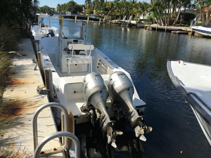 Used Mako 253 Center Console Fishing Boat For Sale