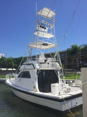 Used Sport-Craft 36 Flybridge Boat For Sale