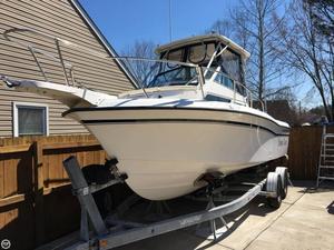 Used Grady-White 244 Explorer Walkaround Fishing Boat For Sale