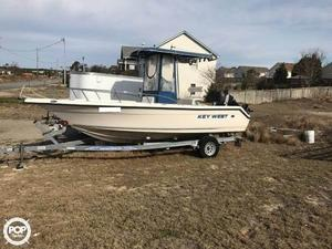 Used Key West 2020 Center Console Fishing Boat For Sale