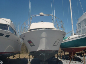Used Silverton Convertible Sedan Cruiser Boat For Sale