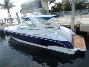 Used Formula 370 Super Sport Cruiser Boat For Sale