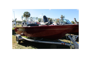 New Lund 1650 Rebel XS SS Ski and Fish Boat For Sale
