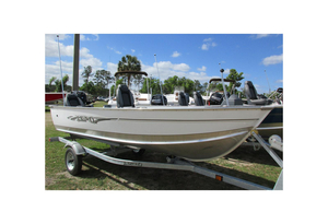 New Lund 1400 FURY Center Console Fishing Boat For Sale
