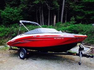 Used Yamaha SX192 Runabout Boat For Sale